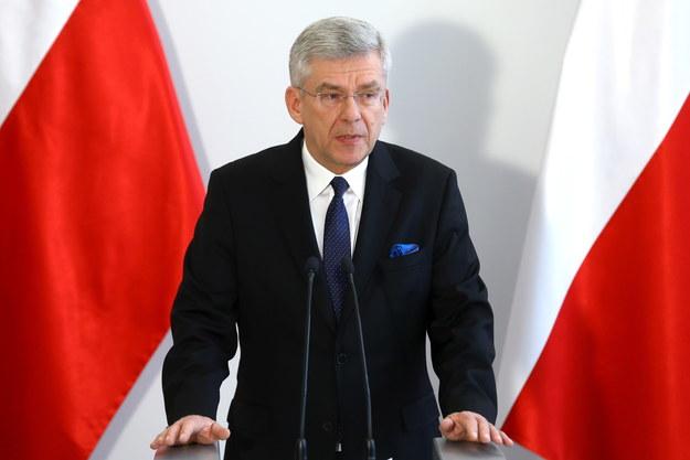 Stanisław Karczewski /Rafał Guz /PAP