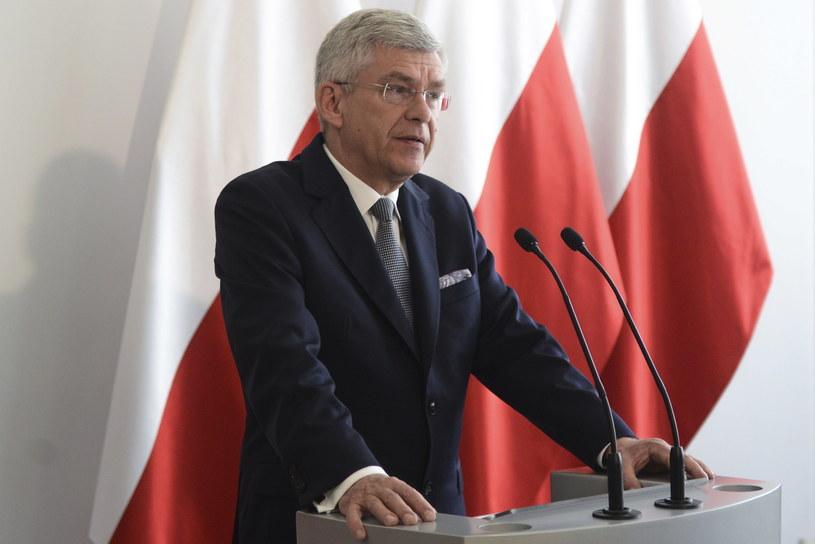 Stanisław Karczewski / Jakub Kamiński    /PAP