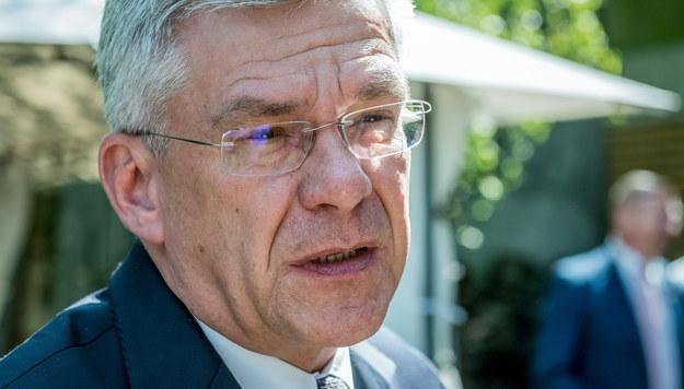 Stanisław Karczewski /Andrzej Damazy /PAP