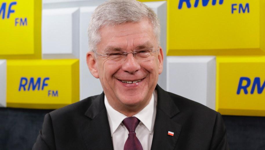 Stanisław Karczewski /Karolina Bereza /RMF FM