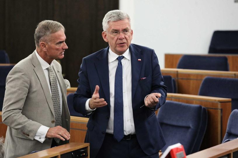 Stanisław Karczewski / Tomasz Gzell    /PAP