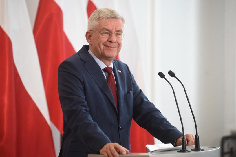 Stanisław Karczewski /Zbyszek Kaczmarek /Reporter