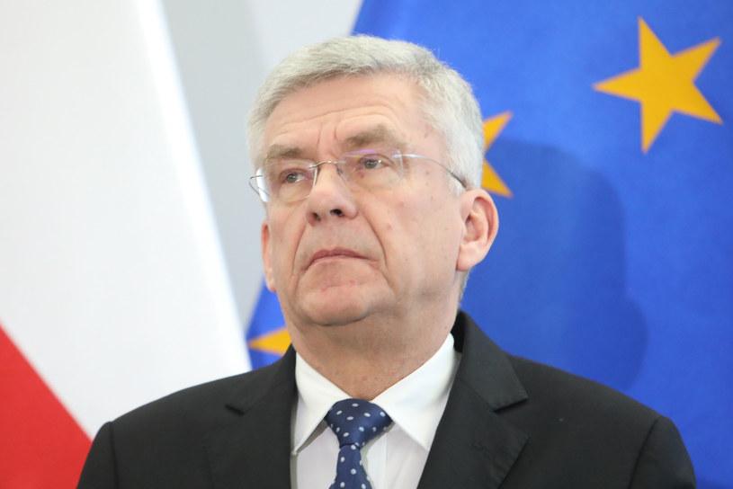 Stanisław Karczewski /Tomasz Jastrzebowski/REPORTER /Reporter