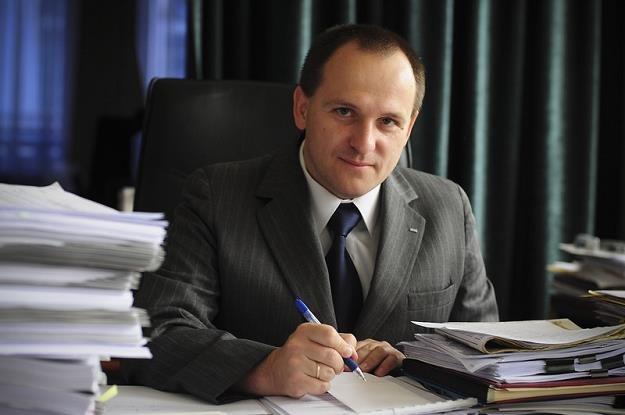 Stanisław Kluza, ekonomista SGH, fot. Włodzimierz Wasyluk /Reporter
