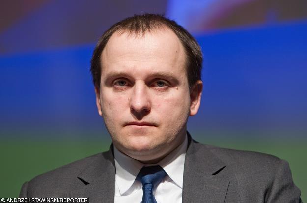 Stanisław Kluza. Fot. Andrzej Stawiński /Reporter