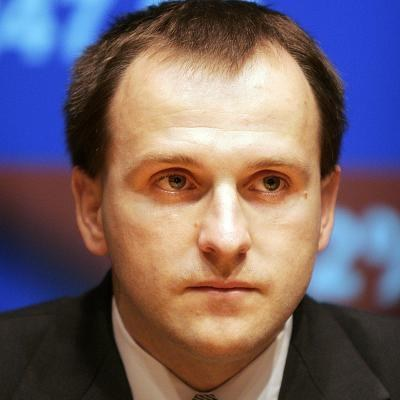 Stanisław Kluza, szef KNF /AFP