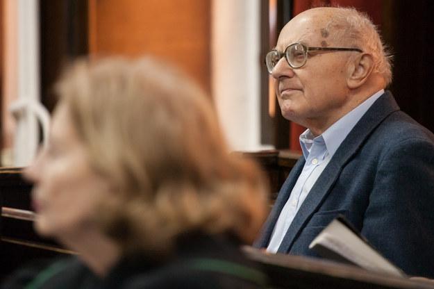 Stanisław Kociołek w sądzie /Krystian Maj /Agencja FORUM