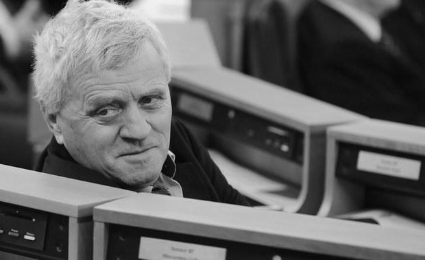 Stanisław Kogut nie żyje. Były senator PiS był zakażony koronawirusem
