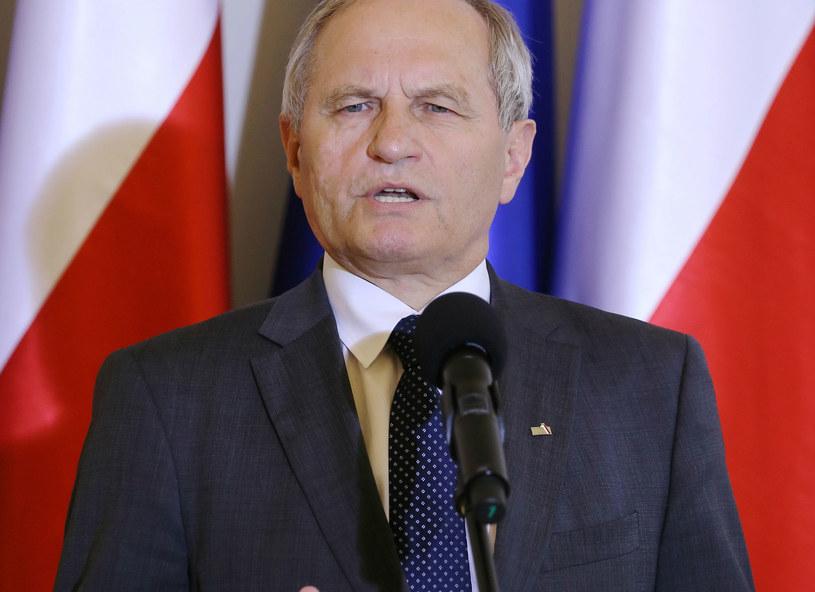 Stanisław Koziej /Paweł Supernak /PAP