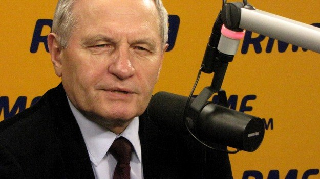Stanisław Koziej /RMF FM