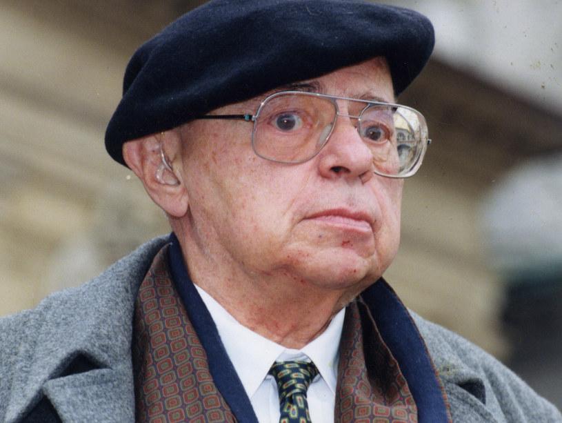 Stanisław Lem, FOT. JADIWGA RUBIS / GAZETA KRAKOWSKA /East News