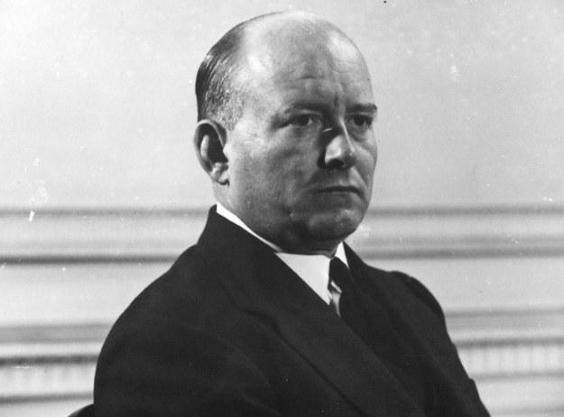 Stanisław Mikołajczyk /Z archiwum Narodowego Archiwum Cyfrowego