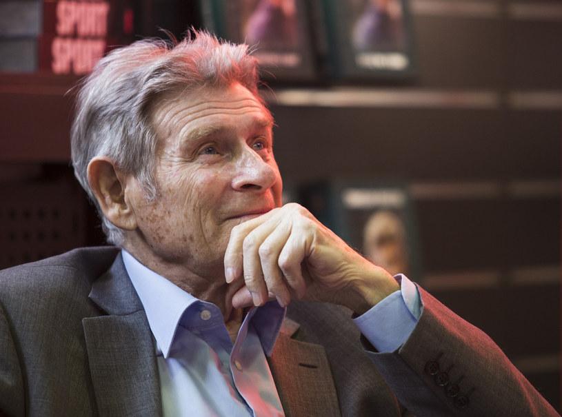 Stanisław Mikulski był jednym z ulubionych aktorów Polaków /Andrzej Hulimka/Reporter /East News