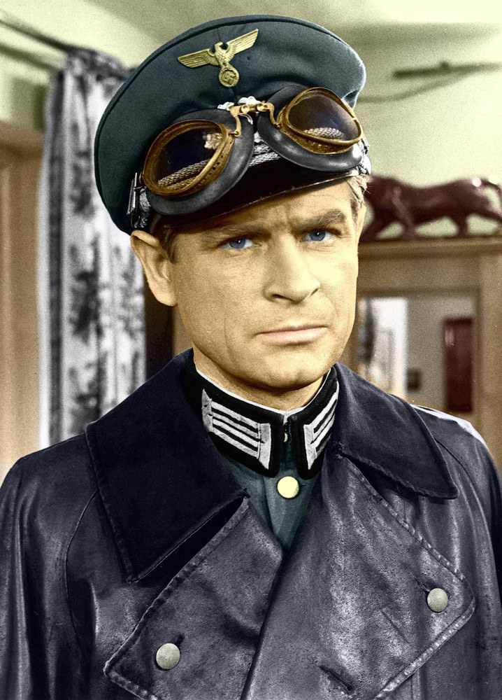 Stanisław Mikulski jako Hans Kloss /Wojtek Laski /East News