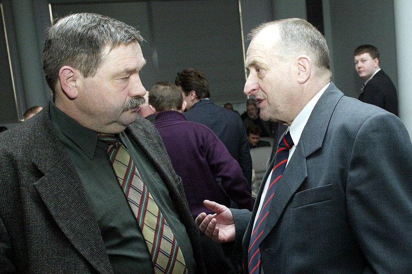 Stanisław Nizio i Henryk Wawrowski /MAREK BICZYK newspix.pl /Newspix