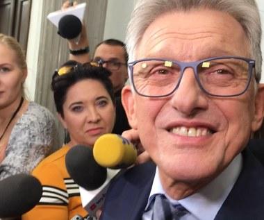 Stanisław Piotrowicz żegna się z mandatem posła: Przysłużyłem się Polsce