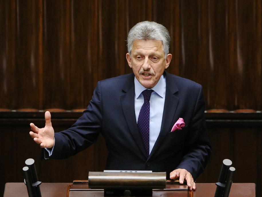 Stanisław Piotrowicz /Paweł Supernak /PAP