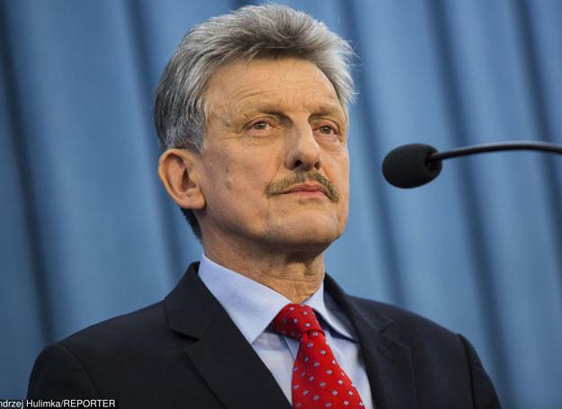 Stanisław Piotrowicz /Andrzej Hulimka/Reporter /East News