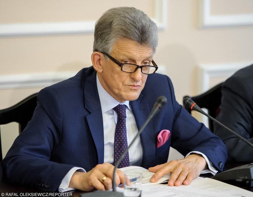 Stanisław Piotrowicz /Rafal Oleksiewicz/REPORTER /East News