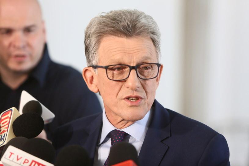 Stanisław Piotrowicz /Leszek Szymański /PAP