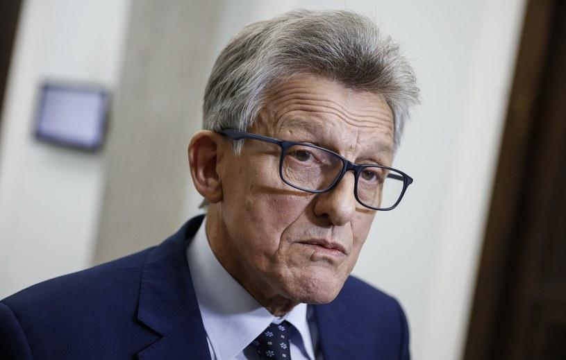 Stanisław Piotrowicz /Jerzy Dudek /Agencja FORUM