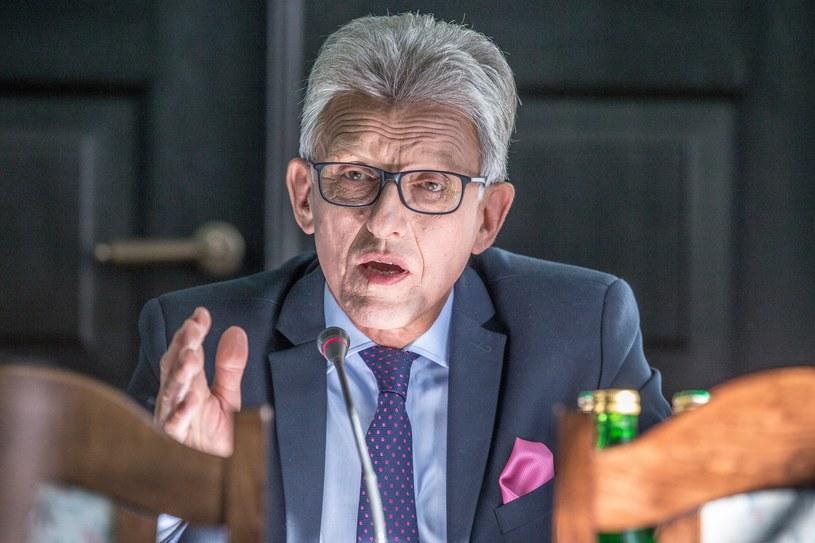 Stanisław Piotrowicz / Fot. Andrzej Iwanczuk /Reporter
