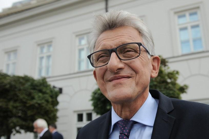 Stanisław Piotrowicz /Rafał Oleksiewicz /Reporter