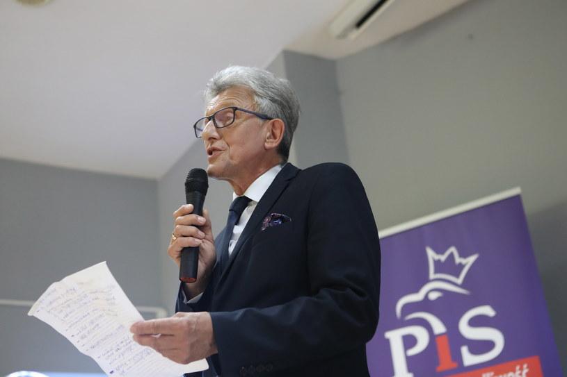 Stanisław Piotrowicz /Marek Klinski /PAP