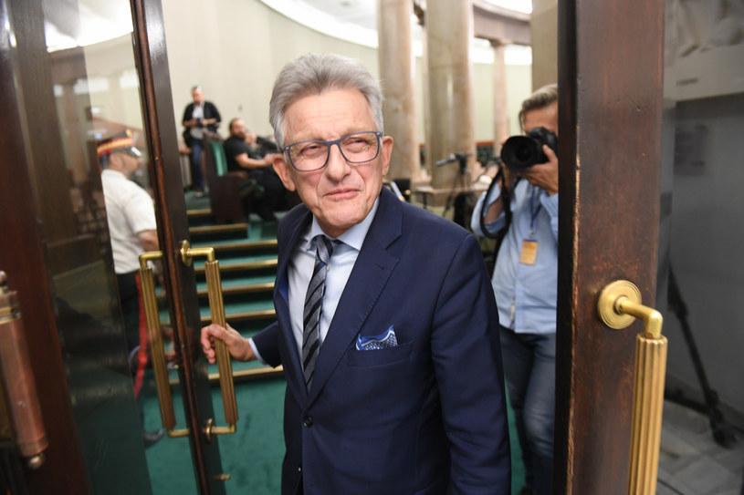 Stanisław Piotrowicz /Jacek Domiński /Reporter