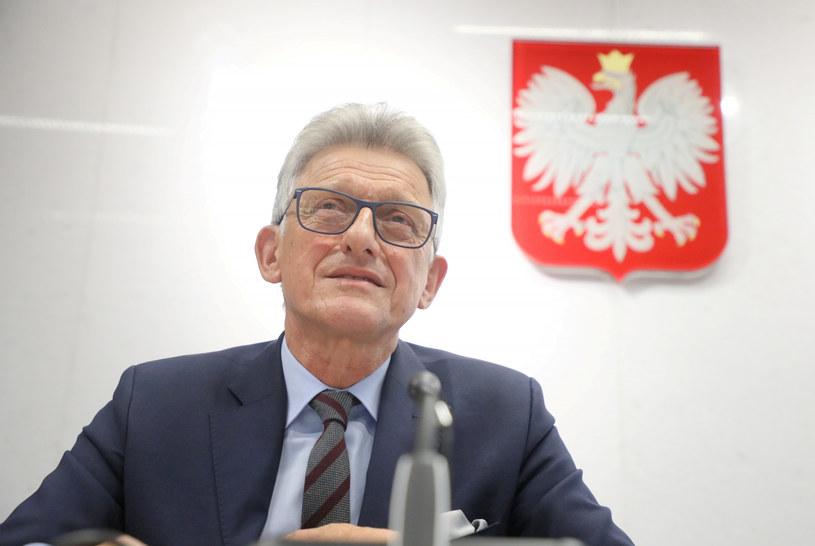 Stanisław Piotrowicz / Jakub Kamiński    /East News