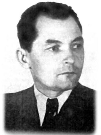 Stanisław Radkiewicz, szef stalinowskiego Ministerstwa Bezpieczeństwa Publicznego /IPN