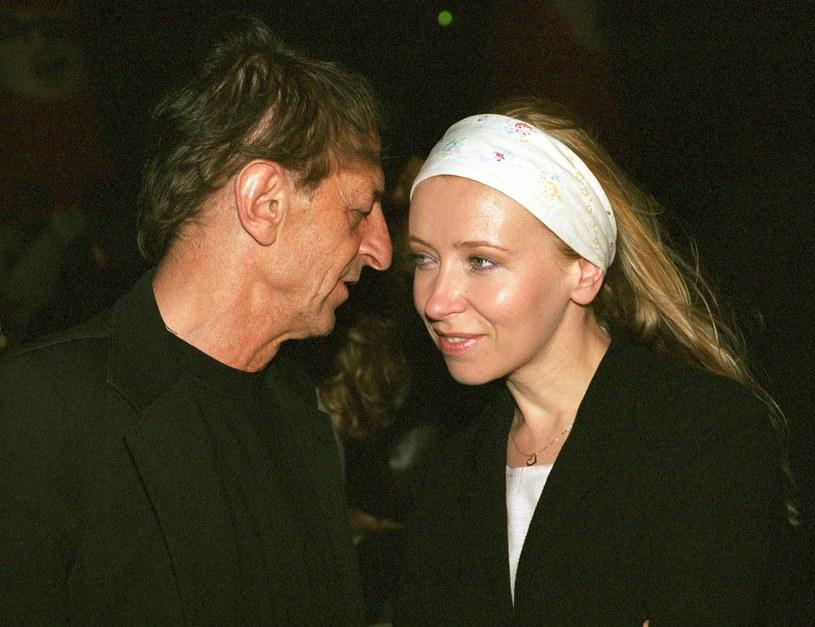 Stanisław Radwan i Dorota Segda /WOJTEK STEIN/REPORTER /East News