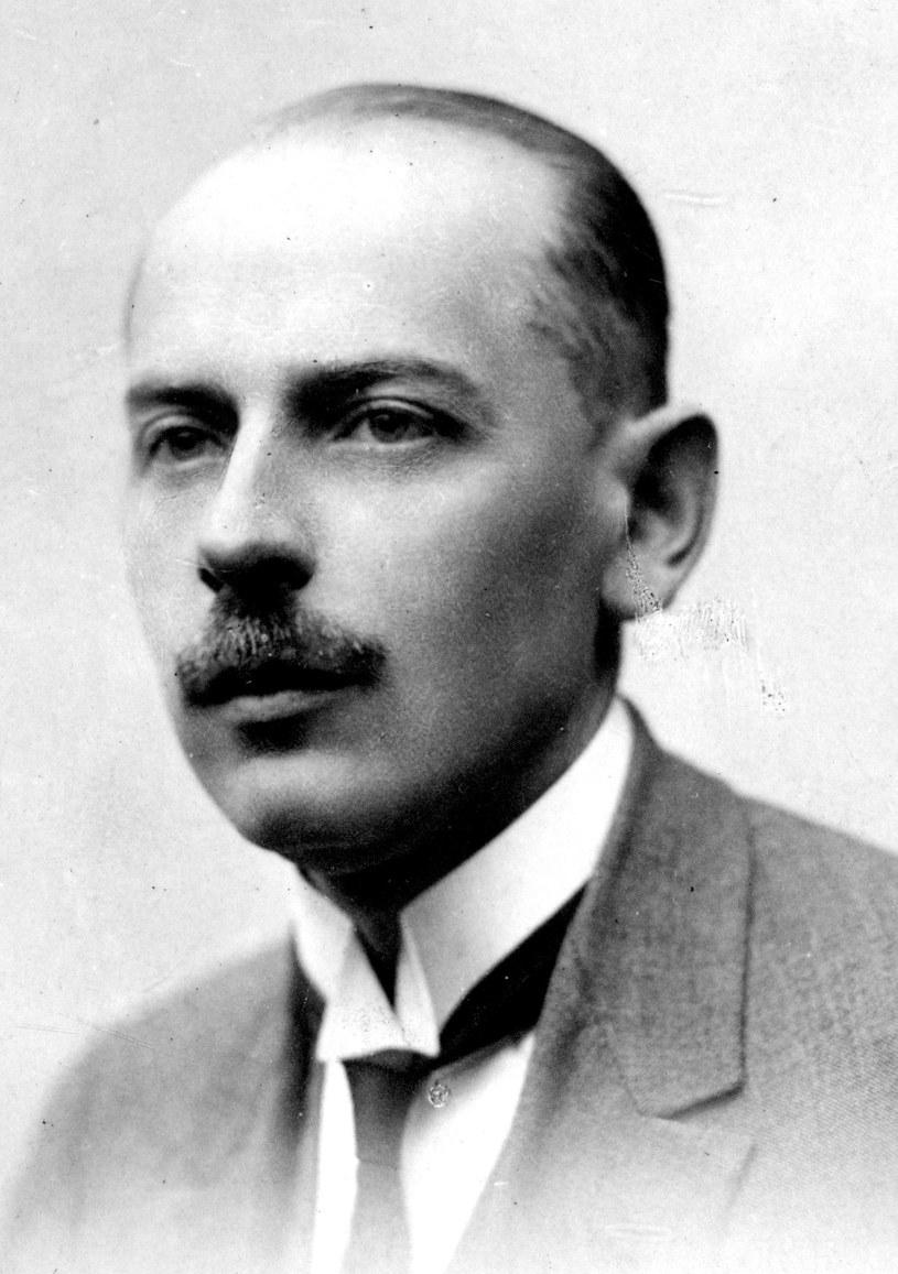 Stanisław Śliwiński na fotografii portretowej (domena publiczna) /Ciekawostki Historyczne