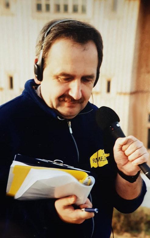 Stanisław Smółka /archiwum /RMF FM