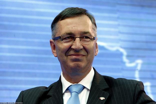 Stanisław Szwed /fot. Paweł Kozioł /Reporter