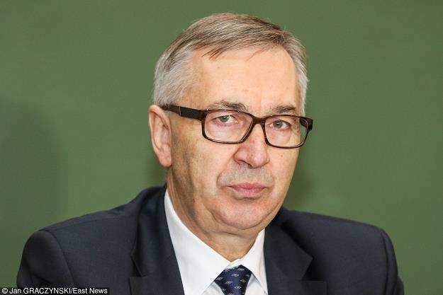 Stanisław Szwed, wiceminister rodziny. Fot. Jan Graczyński /Agencja SE/East News
