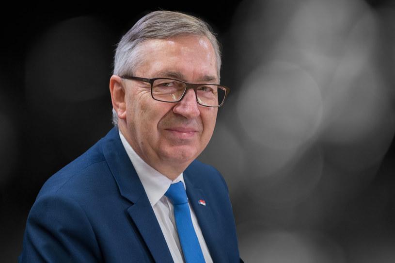Stanisław Szwed, wiceminister rodziny i polityki społecznej /Ewa Mielczarek /Getty Images