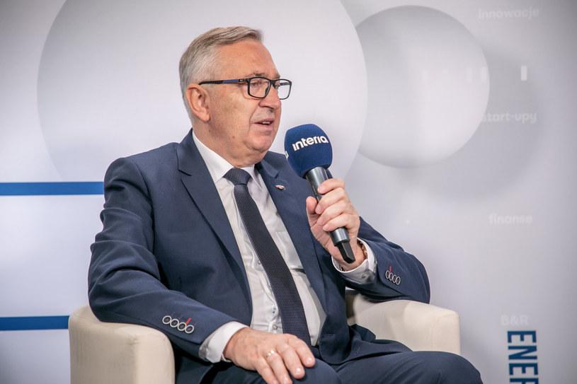 Stanisław Szwed, wiceminister rodziny i polityki społecznej /Fot. Ireneusz Rek /INTERIA.PL