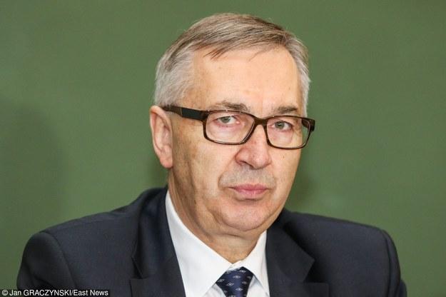 Stanisław Szwed, wiceminister rodziny /Jan Graczyński /Agencja SE/East News