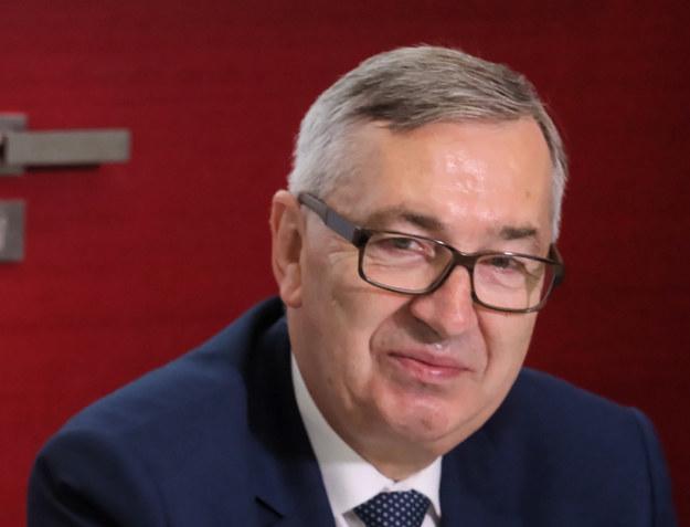 Stanisław Szwed, wiceminister rodziny /PAP