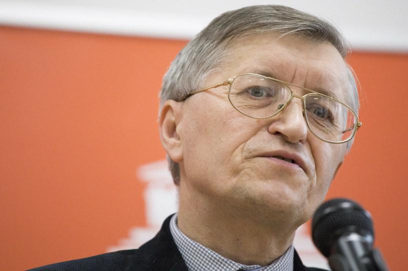Stanisław Trociuk /Maciej Luczniewski/REPORTER /East News