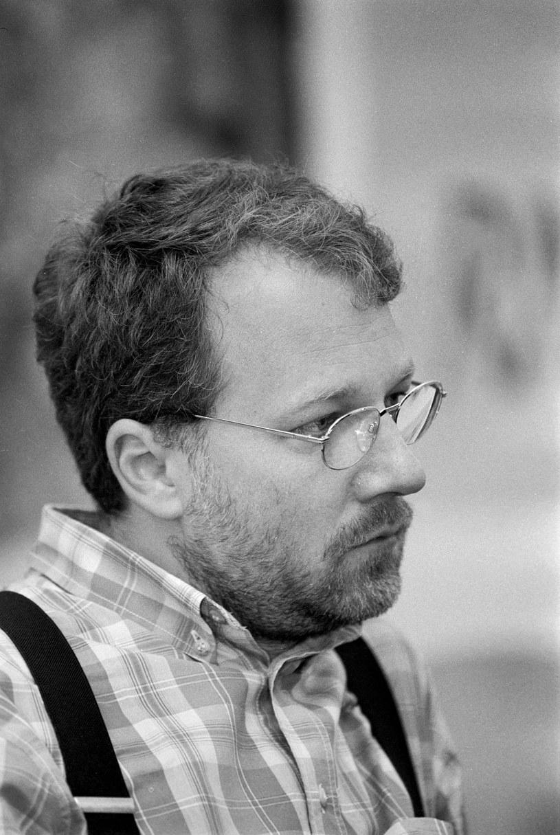 Stanisław Tyczyński, mąż Renaty /Jacek Dominski/REPORTER /East News