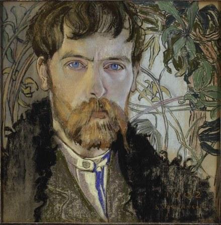 Stanisław Wyspiański, Autoportret /Sztuka.pl