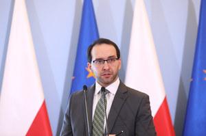 Stanisław Żaryn o słowach Mariana Banasia: To nosi znamiona insynuacji