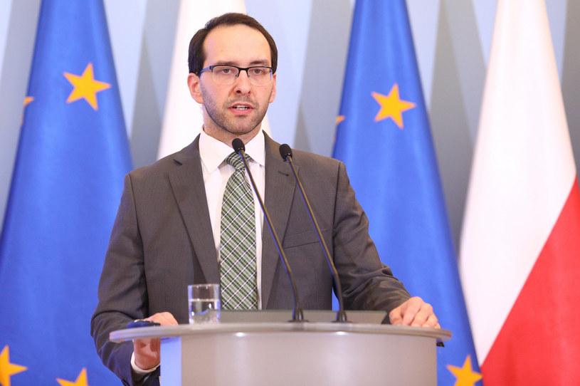 Stanisław Żaryn /Fot. Tomasz Jastrzębowski/REPORTER /East News