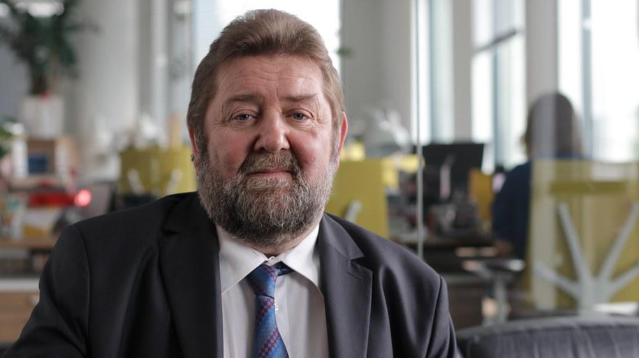 Stanisław Żółtek /Karolina Bereza /RMF FM