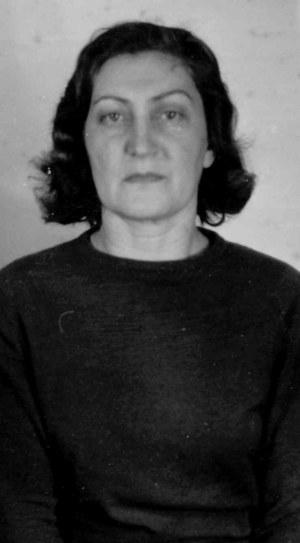 Stanisława Rachwałowa - zdjęcie z komunistycznego więzienia /IPN