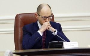 Stanowcze oświadczenie Jaceniuka: Ukraina odpowie militarnie