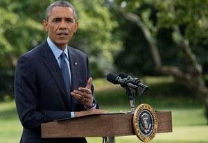 Stanowcze słowa Obamy: To wybór, przed którym stoi Putin
