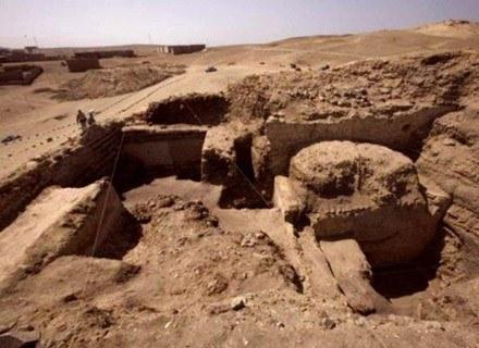 """Stanowisko archeologiczne w """"ukrytym mieście"""" Vichama. /MWMedia"""